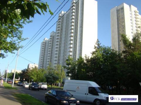 Видовая квартира в ЮЗАО с евроремонтом и техникой - Фото 1