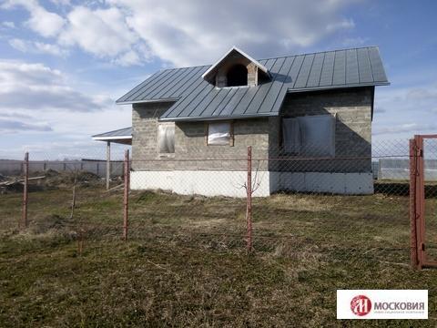 Дом 300м2, на участке 15 соток. ИЖС, Москва, 35 км от МКАД. - Фото 1