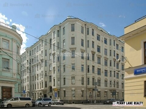 Продажа квартиры, м. Добрынинская, Ул. Полянка Б. - Фото 1