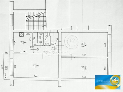 Продается 3-комн. квартира, площадь: 62.00 кв.м, г. Гурьевск, . - Фото 4