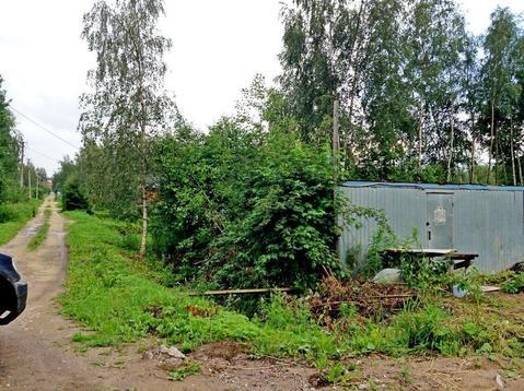 Земельный участок 8 соток в СНТ Дони Гатчинского района - Фото 4