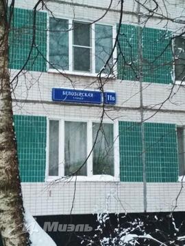 Продажа квартиры, м. Алтуфьево, Ул. Белозерская - Фото 2