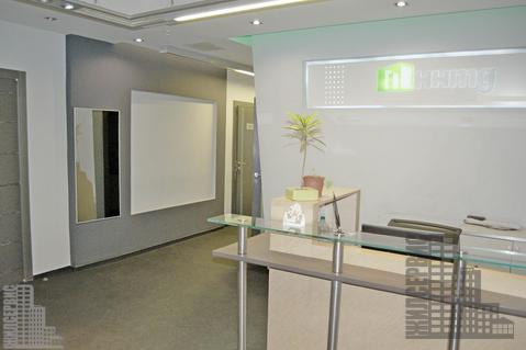 Офисный блок 150м в бизнес-центре класса А у метро, инфс 28 - Фото 5