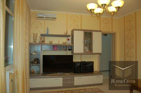 Двухкомнатная квартира с качественным ремонтом в центре города Ялта - Фото 1