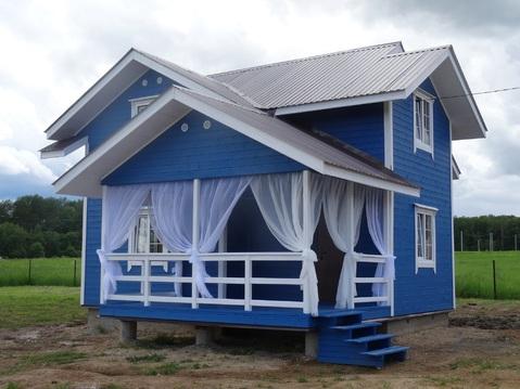Продаю дом 100 метров из бруса, в СНТ Трубицино - Фото 2