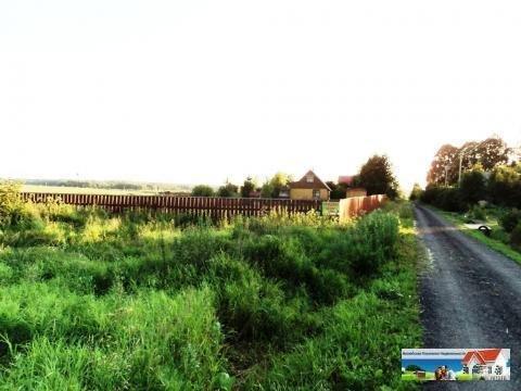 12 соток в деревне Прудня, Можайский район. - Фото 4