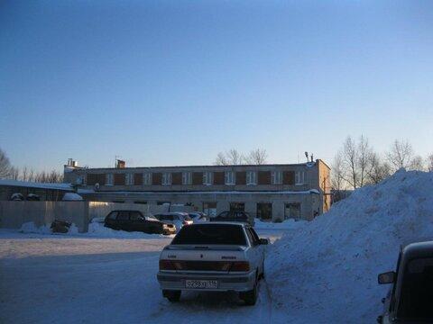 Волская 1-я 32 здание под склад или прозводство советский район