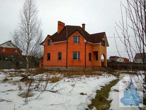 Продается новый просторный двухэтажный кирпичный дом - Фото 1