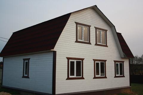 Новый дом (ИЖС) в деревне Киржачского района - Фото 2