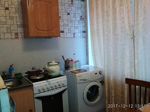 Кимры 1 комн. квартира в общ, натяжные потолки, ламинат, стеклопакеты - Фото 1