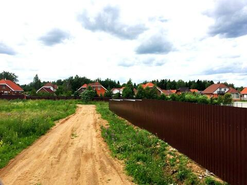 Участок 6,5сот. д. Сурмино 39км. от МКАД по Дмитровскому шоссе - Фото 4