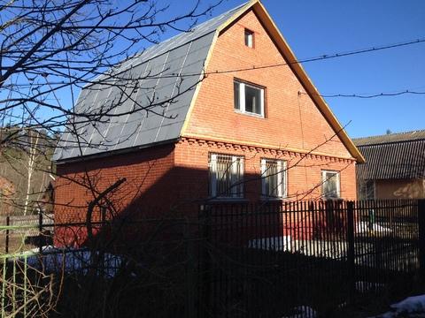 Дачный дом на 6 сотках в СНТ вблизи п. Тучково, Рузский район - Фото 1