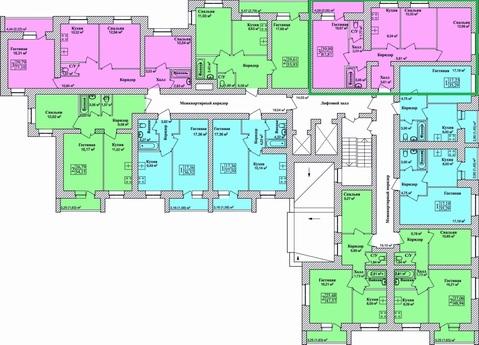 Продается новая 3х-комнатная квартира на ул.Большая Норская - Фото 2