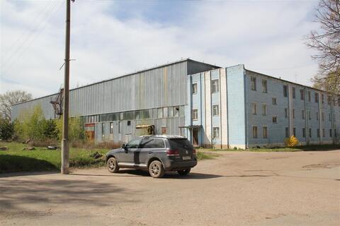 Производственный комплекс 30 000 кв.м. - Фото 1