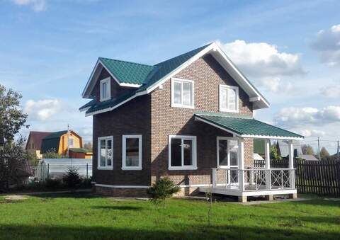 Продается: дом 86 м2 на участке 6.50 сот - Фото 1