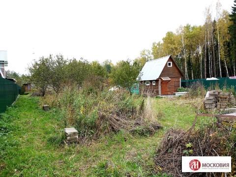 Участок 10,2 сотки с домом и баней, д. Романцево, 27 км, Калужское ш - Фото 3