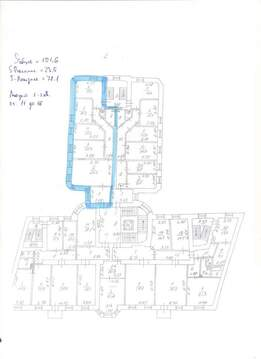 Аренда офиса 101.6 м2, м.Красные ворота - Фото 2