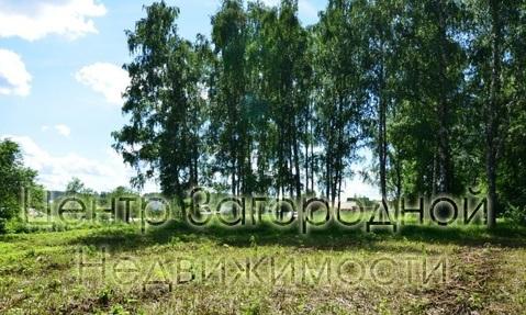 Участок, Калужское ш, Варшавское ш, 35 км от МКАД, Песье д. . - Фото 4