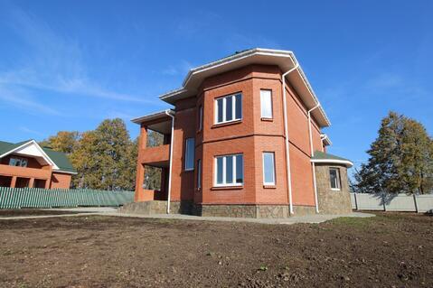 Жилой дом 300 кв.м. на участке 15 соток - Фото 1
