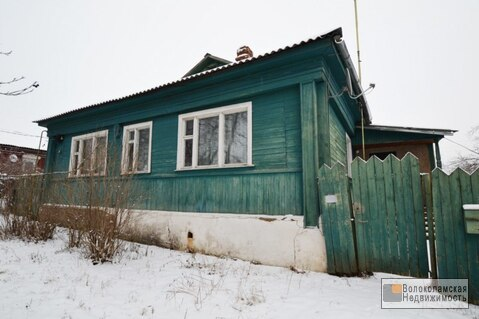 Жилой дом в деревне, в 3км от города Волоколамск - Фото 1