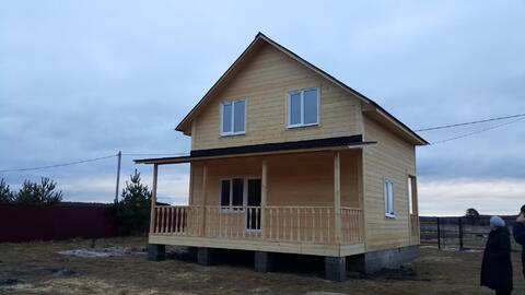 Новый дом в деревне для круглогодичного проживания - Фото 2