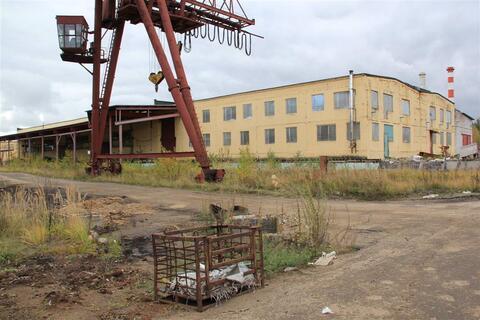 Производственно-складская база с жд - Фото 1