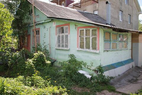 Часть жилого дома в Домодедово и 6 соток земли - Фото 1