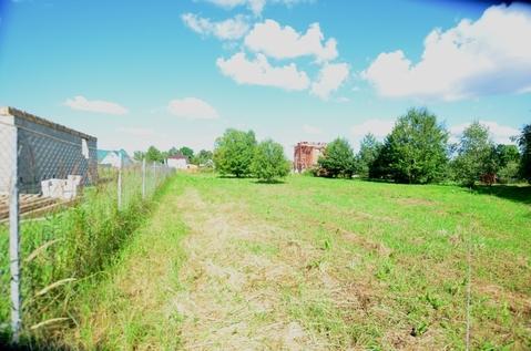 Продам участок 10 соток в деревне Сурмино - Фото 1
