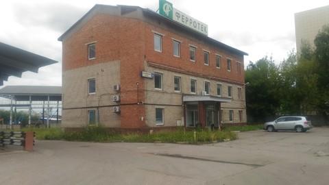 Продается имущественно-складской комплекс м. Ботанический сад. - Фото 1