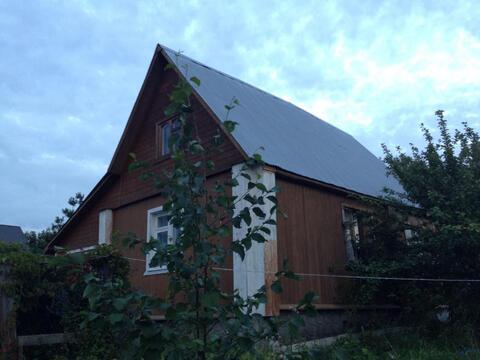 Предлагаем земельный участок 12 соток со старым домом в д.Лобаново, . - Фото 4
