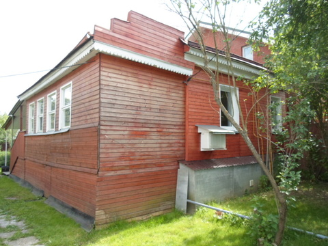Жилой дом в Домодедово, мкр.Востряково - Фото 1