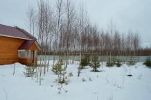 Уютный дом на лесном участке, д.Сатино, 85км от МКАД по Киевскому шосс - Фото 3
