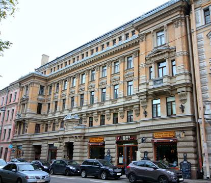 Квартира в доме Елисеева - Фото 1