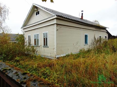 Рубленный дом недалеко от озера - 89 км от МКАД - Фото 2