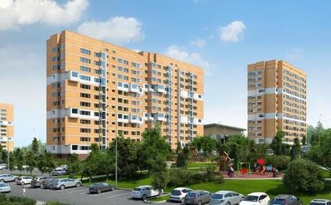 1-комнатная квартира в Новой Москве ЖК Спортивный Квартал - Фото 1