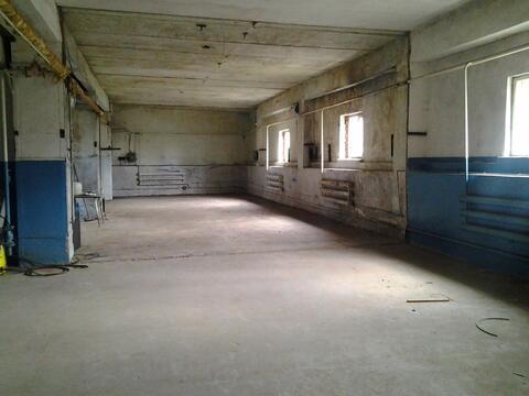 Производственное здание 1100 кв.м. - Фото 3