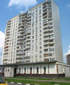 Срочно, продается однокомнатная квартира в спальном районе Печатники. - Фото 1