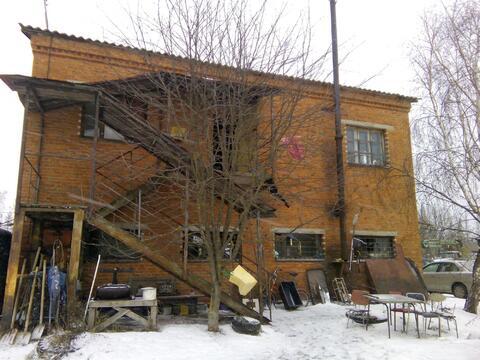 Производственный корпус в Наро-Фоминском районе - Фото 1