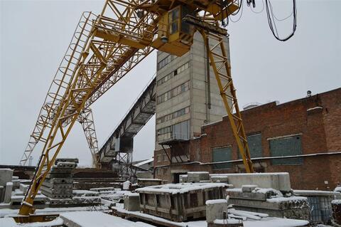 Производственный корпус 9 400 кв.м. с жд тупиком - Фото 4
