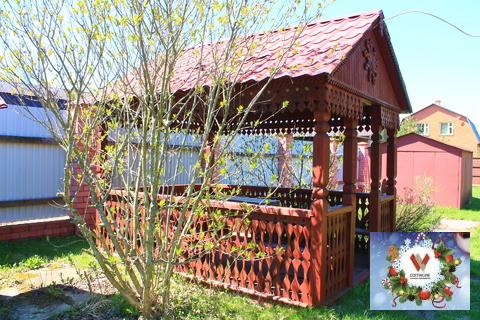 Продам дом с баней , свет, газ, вода. 20 соток с выходом в лес - Фото 5