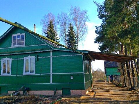 Дом 115 м/кв, участок 14 соток, г.Любань, Тосненский район - Фото 1