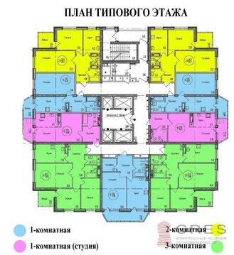 Трехкомнатная квартира в Затоне, по ул.Шмидта,158 - Фото 2