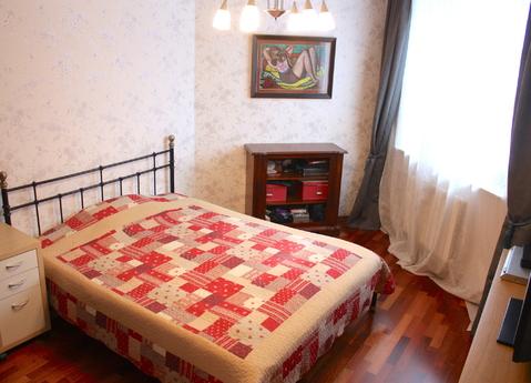 Просторная 3к квартира с ремонтом, 7 мин от Академической - Фото 3