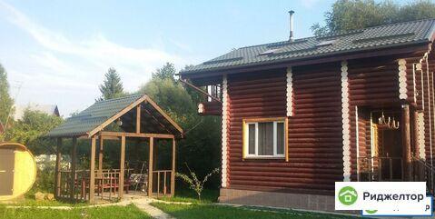 Аренда дома посуточно, Вельяминово, Ступинский район - Фото 1