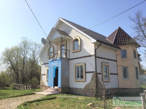 Дом 160 кв.м. с.Троицкое, Чеховский р-н - Фото 1