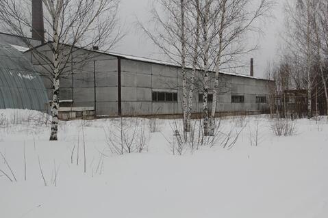 Продам производственно-складскую площадь 3500 кв.м. - Фото 1