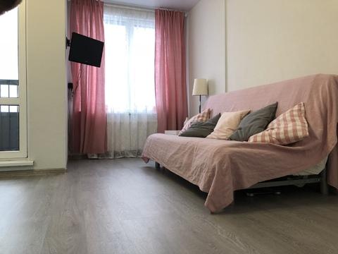 Продается квартира-студия, г.Санкт-Петербург, ул. Крыленко, д.1 к1 с1 - Фото 4