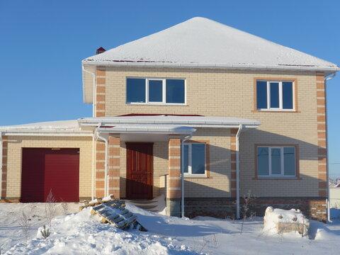 Двухэтажный дом с гаражом, без посредников, п. Северный - Фото 3