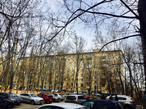 3-х комн квартира- Кравченко 10 - м. Проспект Вернадского - Фото 1