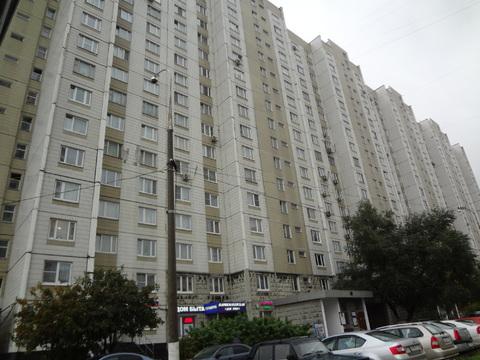 Продается 3-х комнатная квартира ул.Братеевская д.10 корп.1. - Фото 1